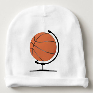 Monterad basket på den roterande svängtappen