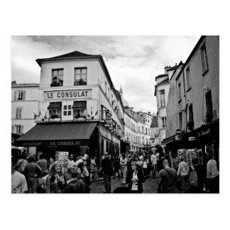 Montmartre Paris Vykort