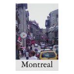 Montreal Affisch