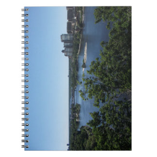 Montreal stad, Kanada anteckningsbok