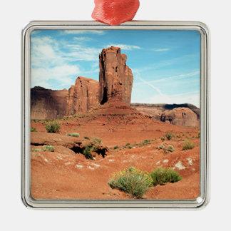 Monumentdal, Utah, USA 8 Julgransprydnad Metall