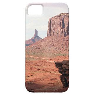 Monumentdalen, Utah, USA 4, John Ford pekar iPhone 5 Fodral