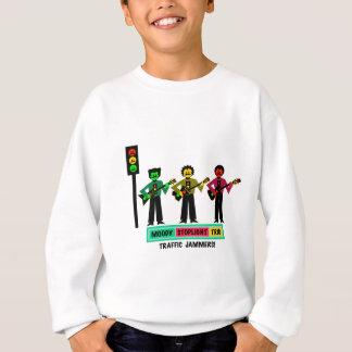 Moody spelare 2 för gitarr för t-shirts