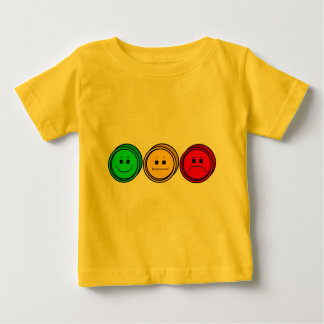 Moody StoplightTrio knäppas Tshirts