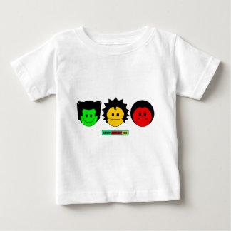 Moody StoplightTrioansikten med etiketten T Shirts