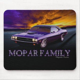 MOPAR-FAMILJMUSEN VADDERAR MUSMATTA