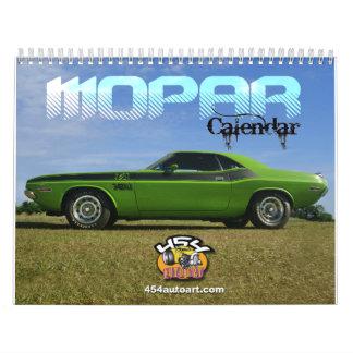 Mopar kalender
