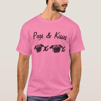 Mops & kyssar tee shirts