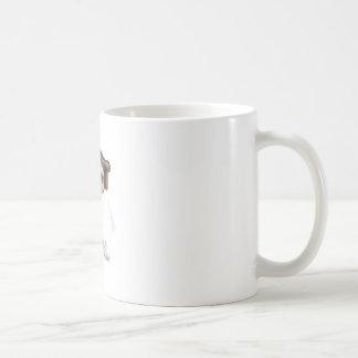 Mops Leia Kaffemugg