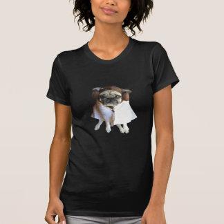 Mops Leia Tshirts