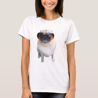 Mops med solglasögon tröjor