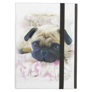 Mopshund Fodral För iPad Air