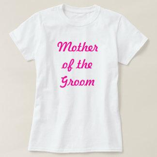 Mor av brudgummen t-shirt
