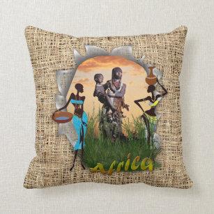 Mor och barn av afrikan kudde a7ace305c690d