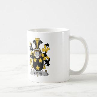 Moran familjvapensköld kaffemugg