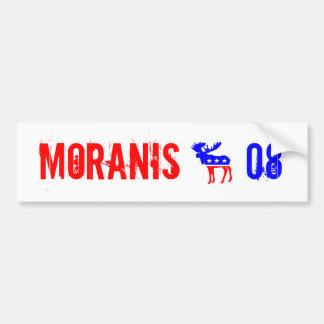 Moranis '08 bildekal