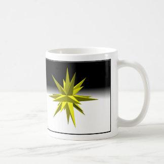 Moravian stjärna kaffemugg