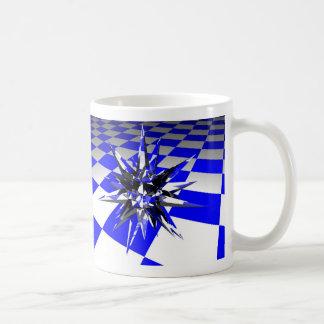 Moravian stjärnakristall kaffemugg