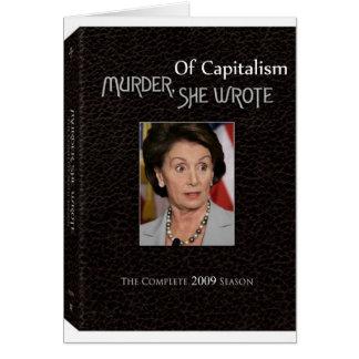 Mord Pelosi skrev Hälsningskort