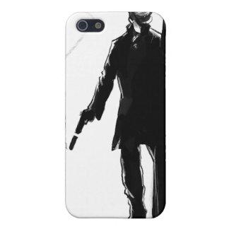 Mördare Iphone iPhone 5 Fodraler