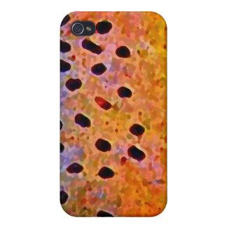 Mordisk forell - iphone case iPhone 4 fodraler
