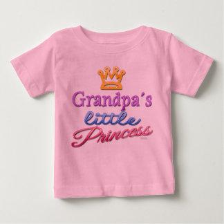Morfar lite Princess Behandla som ett barn Småbarn Tröja