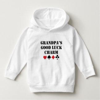 Morfar lycka tillberlock tröjor