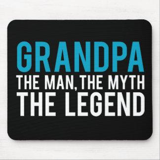 Morfar manen, mythen, legenden musmatta
