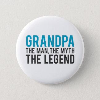 Morfar manen, mythen, legenden standard knapp rund 5.7 cm