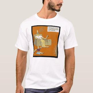 Morfartioarmad bläckfisk t shirt