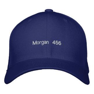 Morgan 456 broderad keps