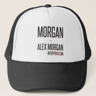 Morgan Alex Morgan Truckerkeps