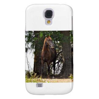 Morgan häst galaxy s4 fodral