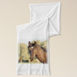 Morgan hästar halsduk