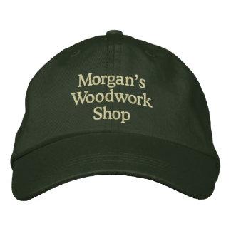 Morgans Woodwork shoppar Broderad Keps