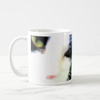 Morgnar är en sådan Blurkattmugg Kaffemugg