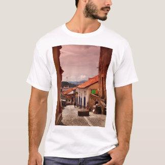 Morgon i den Taxco gatan T Shirt