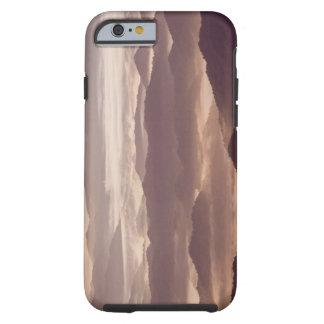 Morgondimma i den sydliga appalachianen tough iPhone 6 skal