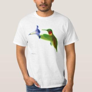 Morgonhärlighet och Hummingbirdskjorta Tee