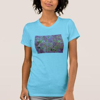 morgonhärligheter blått och lilor tröjor