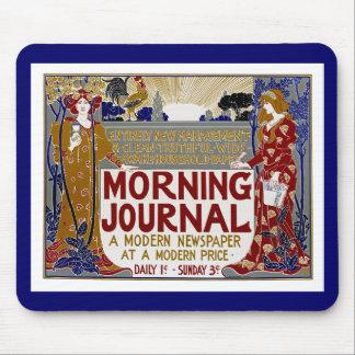 Morgonjournal Musmatta