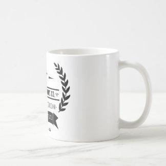 Morgonträ Co. Kaffemugg
