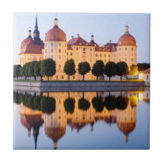 Moritzburg Kakelplatta