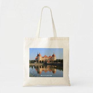 Moritzburg slott, Tyskland Budget Tygkasse