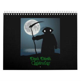 Mörk Derek kalender