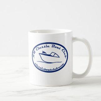 Mörk för klubben för NW-klassikerfartyget - slösa Kaffemugg