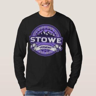 Mörk för Stowe logotypViolet Tshirts
