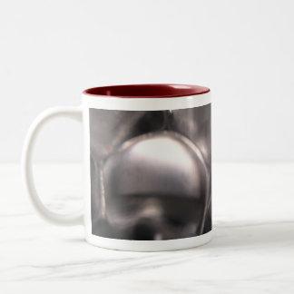 Mörk hemlig kaffemugg