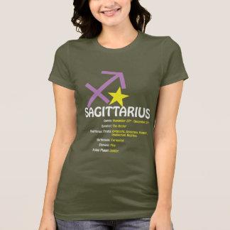Mörk liten och nätt T-tröja för Tröjor