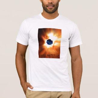 Mörk materia t-shirts